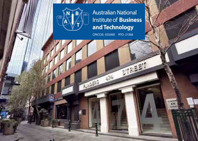 AUSTRALIAN NATIONAL INSTITUTE OF BUSINESS & TECHNOLOGY